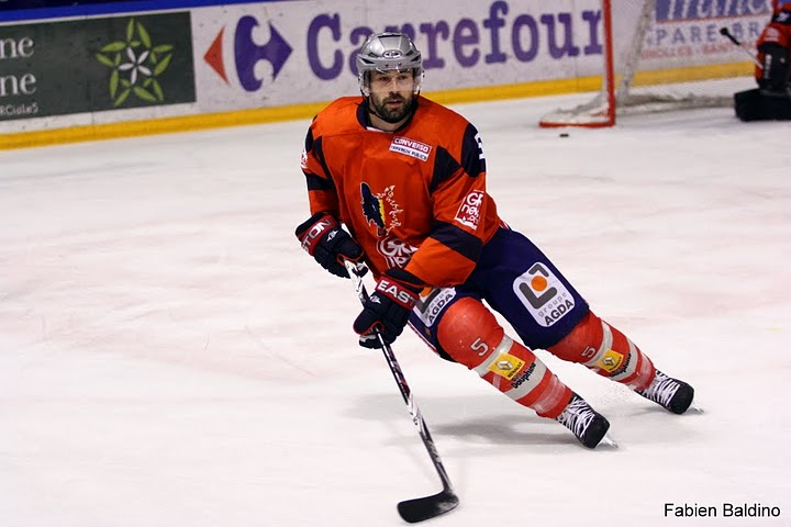 Hockey-sur-glace Coupe de la Ligue (quart de finale retour) Grenoble – Chamonix 3-2