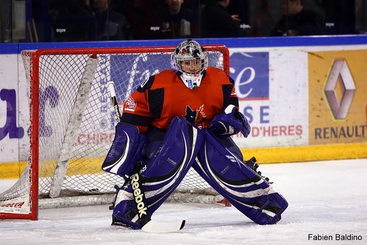 Hockey-sur-glace Ligue Magnus (journée 20) Grenoble – Rouen 4-6