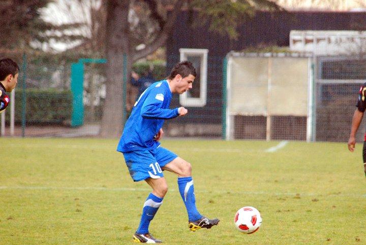 Gambardella (16èmes de finale) Toulouse – Grenoble 2-2 (2-3 aux tab) (23/02/2011)
