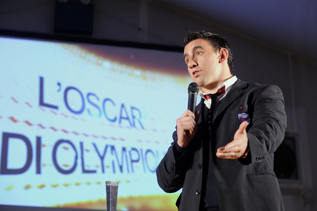 FCG : Thomas Bianchin récompensé (02/03/2011)