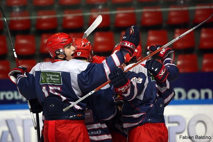 Hockey-sur-glace : Les Espoirs en finale (28/03/2011)