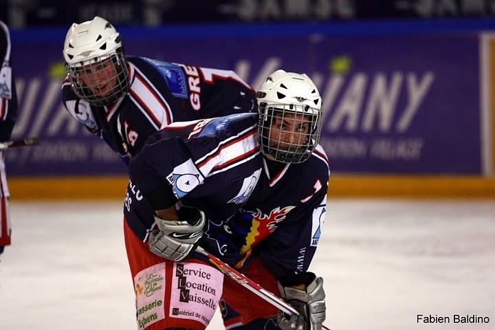 Hockey-sur-glace : les Grenobloises championnes de France !