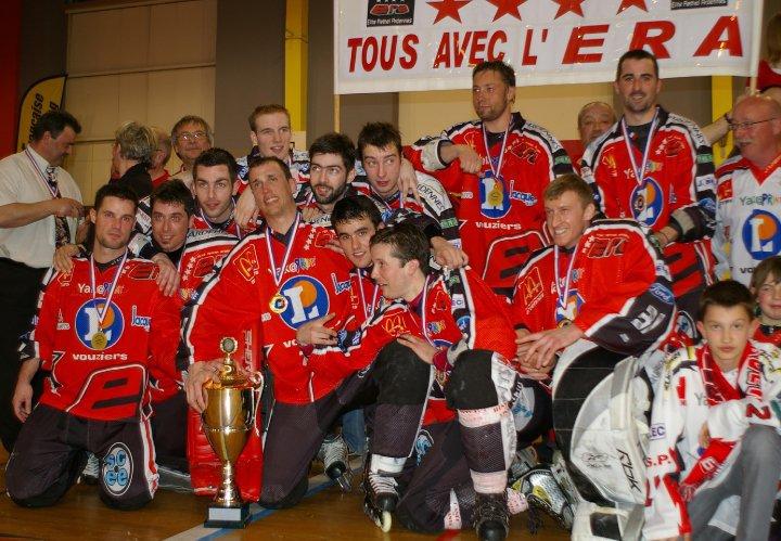 Roller-hockey Finale de la Coupe de France : Rethel – Anglet 4-3 (19/04/2011)
