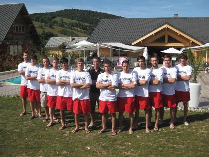 Roller-hockey quart de finale aller du championnat de France : Angers – Grenoble 3-3 (25/04/2011)