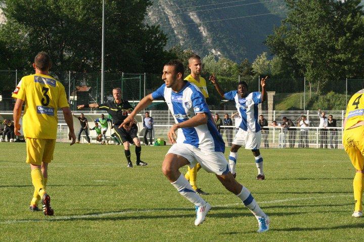 Portrait de Nadir Bendahmane (CFA2/U19)