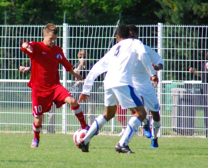 U17 Dijon – GF38 1-2