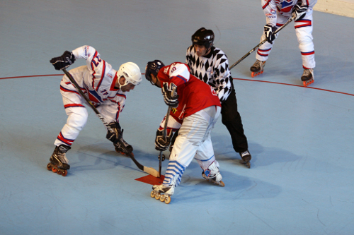 Roller-hockey : place aux Seniors