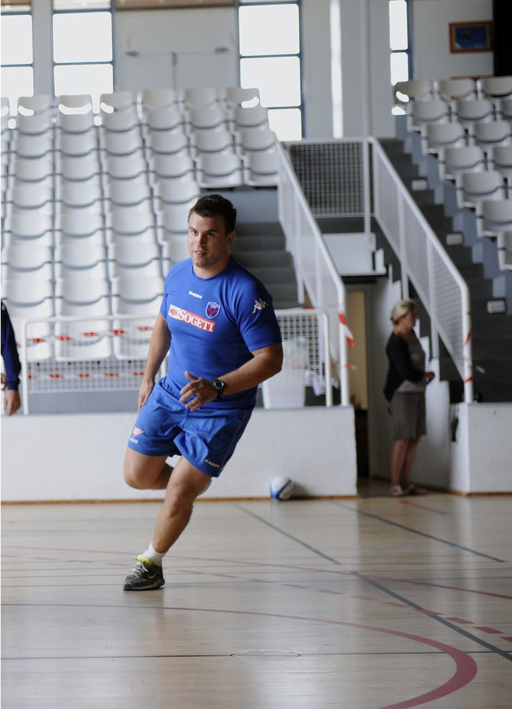 FCG (pro D2) : interview de Vincent Campo