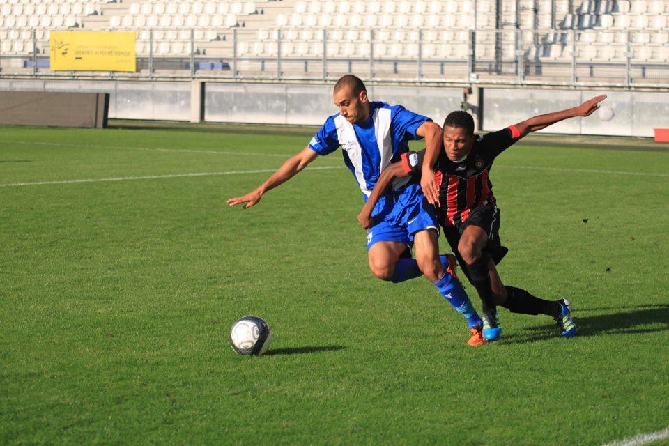CFA2 (J5) : Olympique de Marseille (2) – GF38 0-4