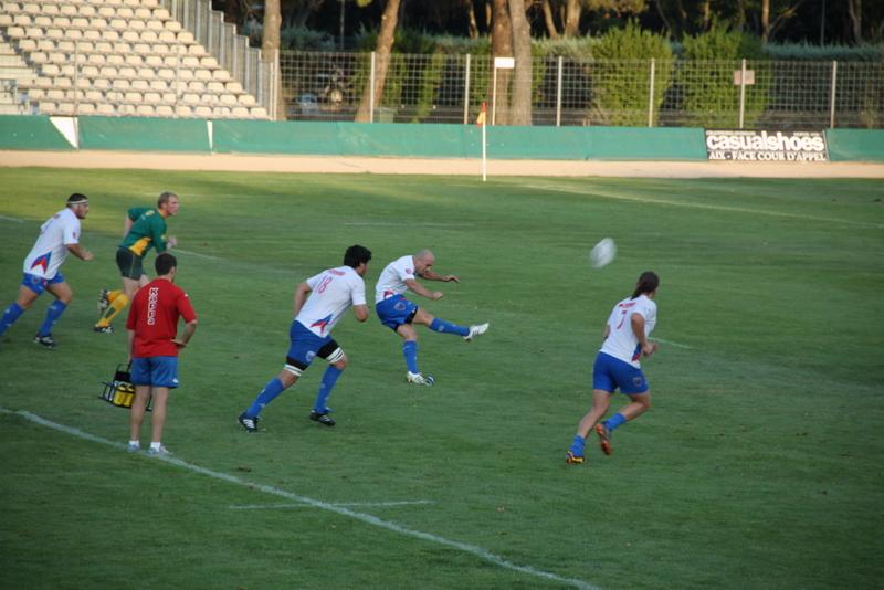 Pro D2 (J1) Aurillac – Grenoble 6-6