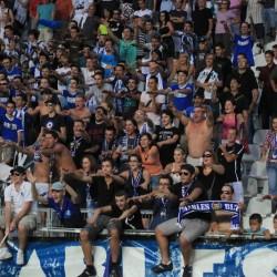 Jour de match au Stade des Alpes