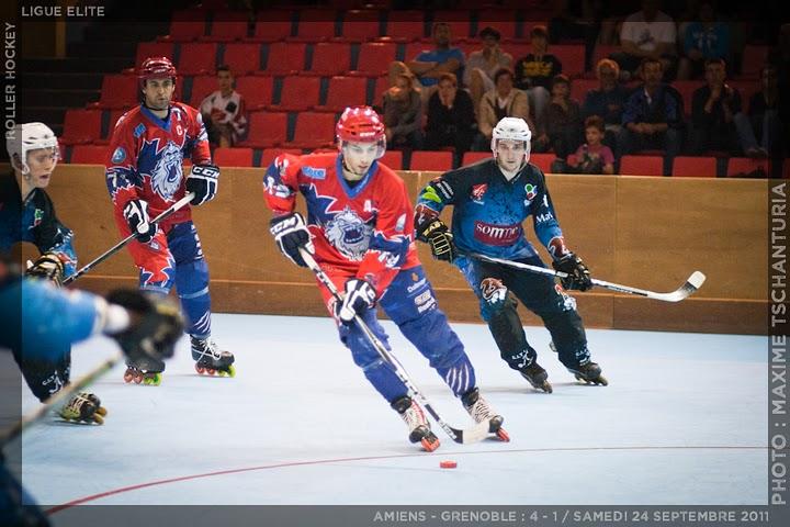 Roller-hockey Yeti's – Reims, présentation