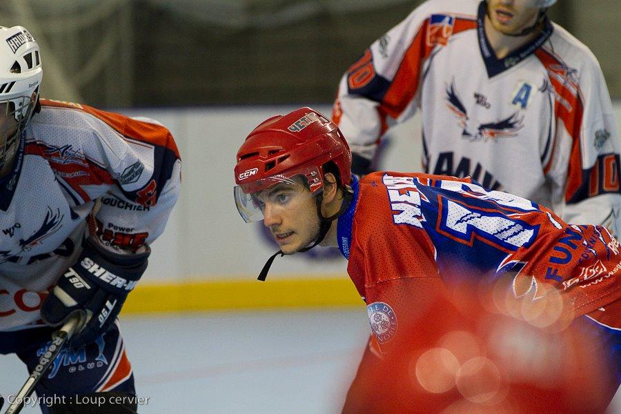 Roller-hockey : interview de Geoffrey Neyret