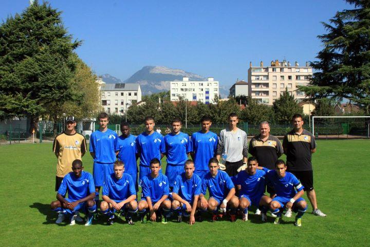 U19 Nationaux : GF38 – AS Monaco 3-3