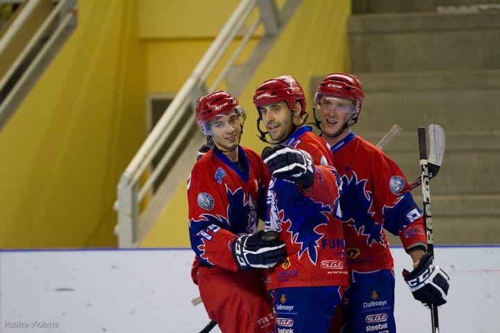 Roller-hockey Ligue élite : Yeti's Grenoble – Rapaces Reims 5-0