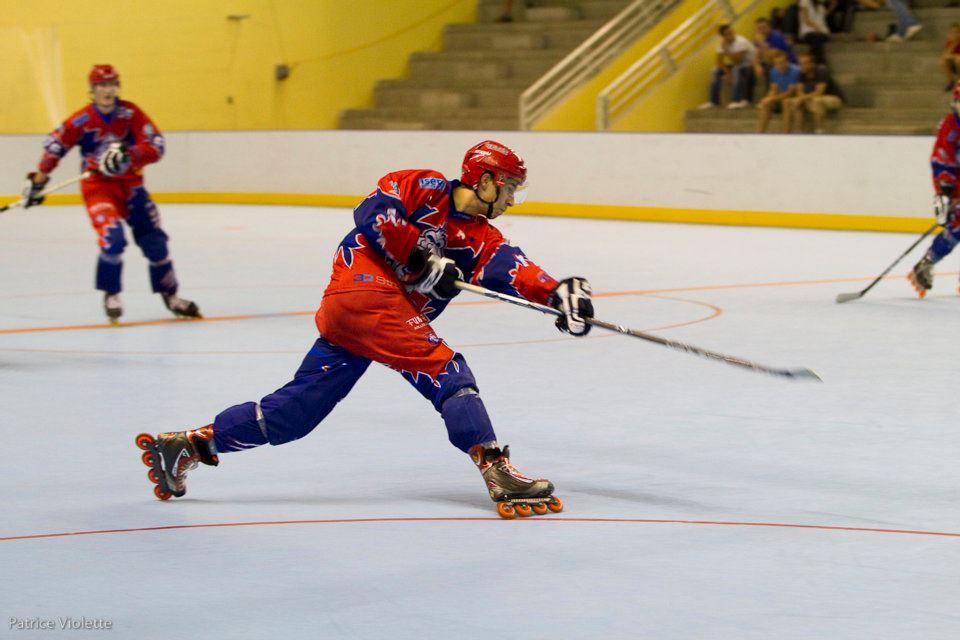 Roller-hockey Ligue Elite : Yeti's – Villeneuve la Garenne 5-3