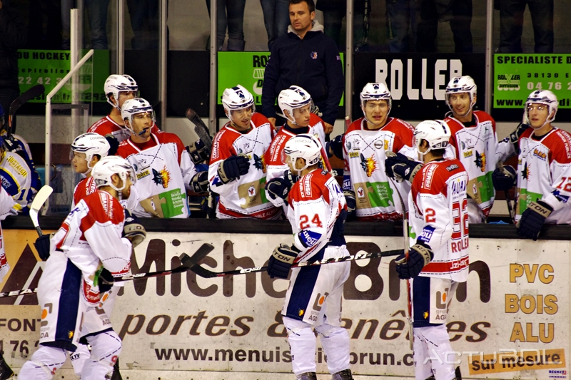 Coupe de la Ligue (J5) Villard – Grenoble 3-4