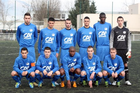Coupe Gambardella (64ème de finale) : GF38 – Olympique Lyonnais 1-1 (4-3 tab)