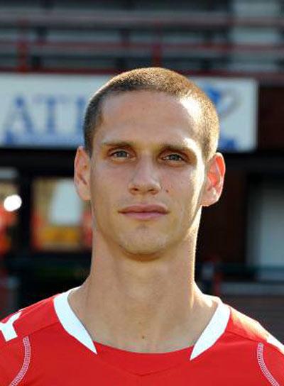 Tristan Lahaye au GF38