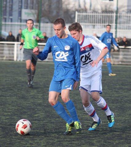 U 19 Nationaux : Furiani Agliani – GF38 Match arrêté à la 72ème minute  (2-0)