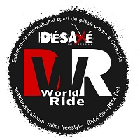 Désaxé World Ride  à Grenoble fin août