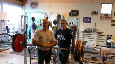 ESSM Force Athlétique : Christian Buchs passe la main