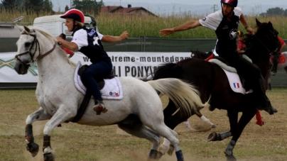 Équitation – Championnat du Monde et d'Europe de Mounted Games : doublé historique pour la France
