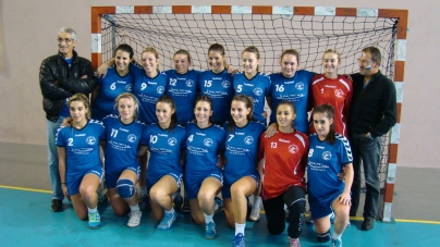 Hand – HBC Pontois : Coupe de France