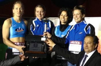 Athlétisme – Coupe de France : 6 podiums pour l'EAG