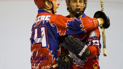 Roller-hockey : l'énorme week-end des Yeti's