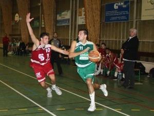 Basket N3M : Domène – Le Coteau 81-66