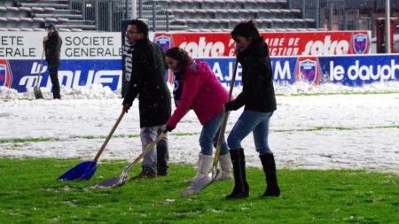 Intempéries : toutes les rencontres reportées dans le District de l'Isère