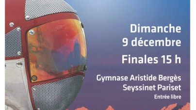 Tournoi international des Alpes à Seyssins