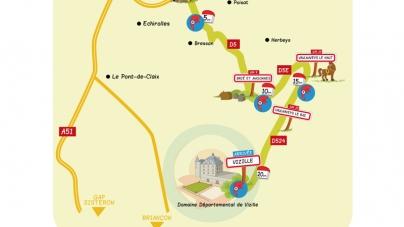 Semi-marathon Grenoble – Vizille : le parcours
