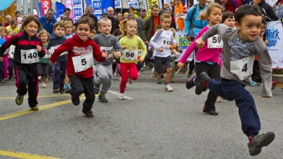 Semi-marathon Grenoble – Vizille : la course enfants