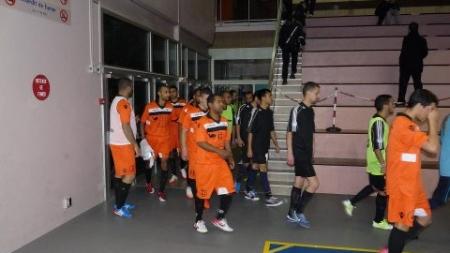 Retour sur le week-end du Pont-de-Claix Futsal
