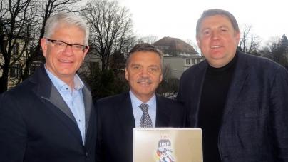Championnat du Monde 2017 : Le duo France-Allemagne a remis son dossier