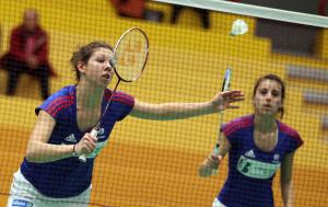 Léa Palermo (GUC Badminton) : « On voulait l'or »