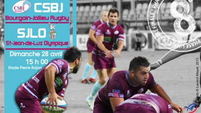 Fédérale 1 – phases finales : Bourgoin accroché