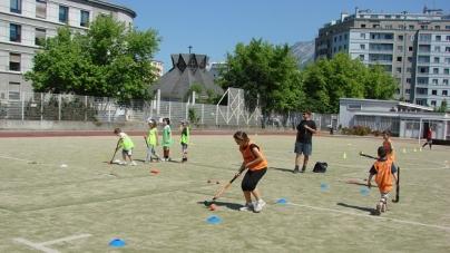 Le Hockey Club de Grenoble (HCG) veut son terrain à Grenoble
