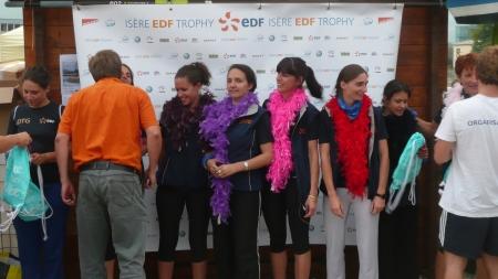 Isère EDF Trophy – EDF toujours plus uni
