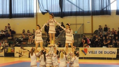 Cheerleading : qualification pour les championnats de France
