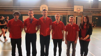 CFE volley-ball : les arbitres
