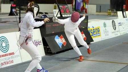 Epée : le Challenge Européen Cadettes de Grenoble devient mondial