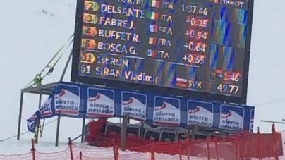 Universiade 2015 : du bronze pour Jonas Fabre