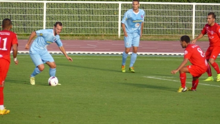 Le FCBJ s'incline en fin de match