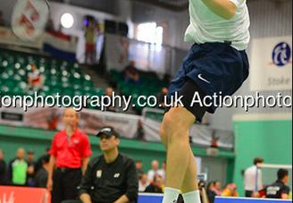 Badminton : Colin Kerouanton médaillé aux mondiaux