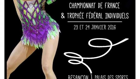 Six Grenobloises au championnat de France