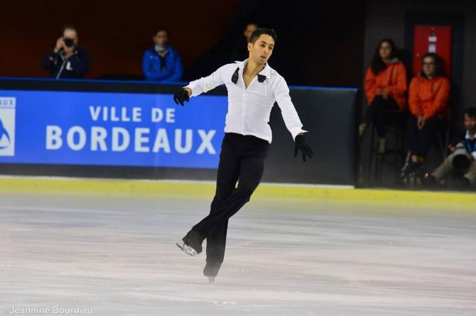 Chafik Besseghier sélectionné pour les Jeux Olympiques de Pyeongchang
