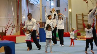 Focus sur la section Petite Enfance du Grenoble Gymnastique